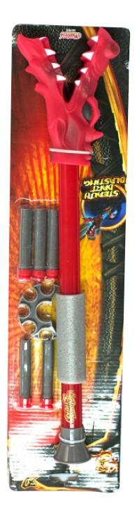 Бластер Manley Toys Дракон с прицелом и мягкими пулями
