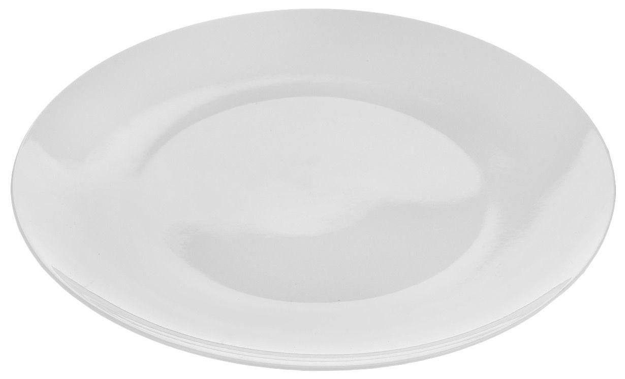 Тарелка Tescoma Crema 387024 Белый