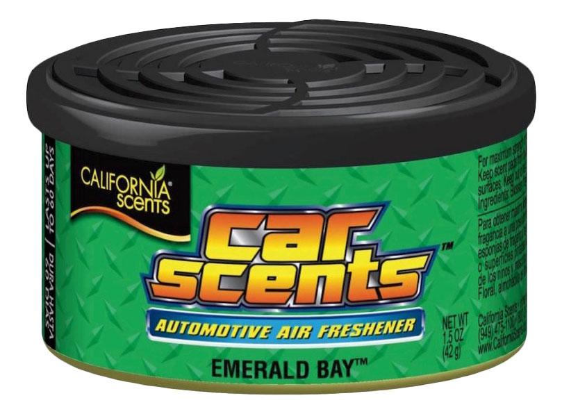 Автомобильный ароматизатор California Scents Цветочный,