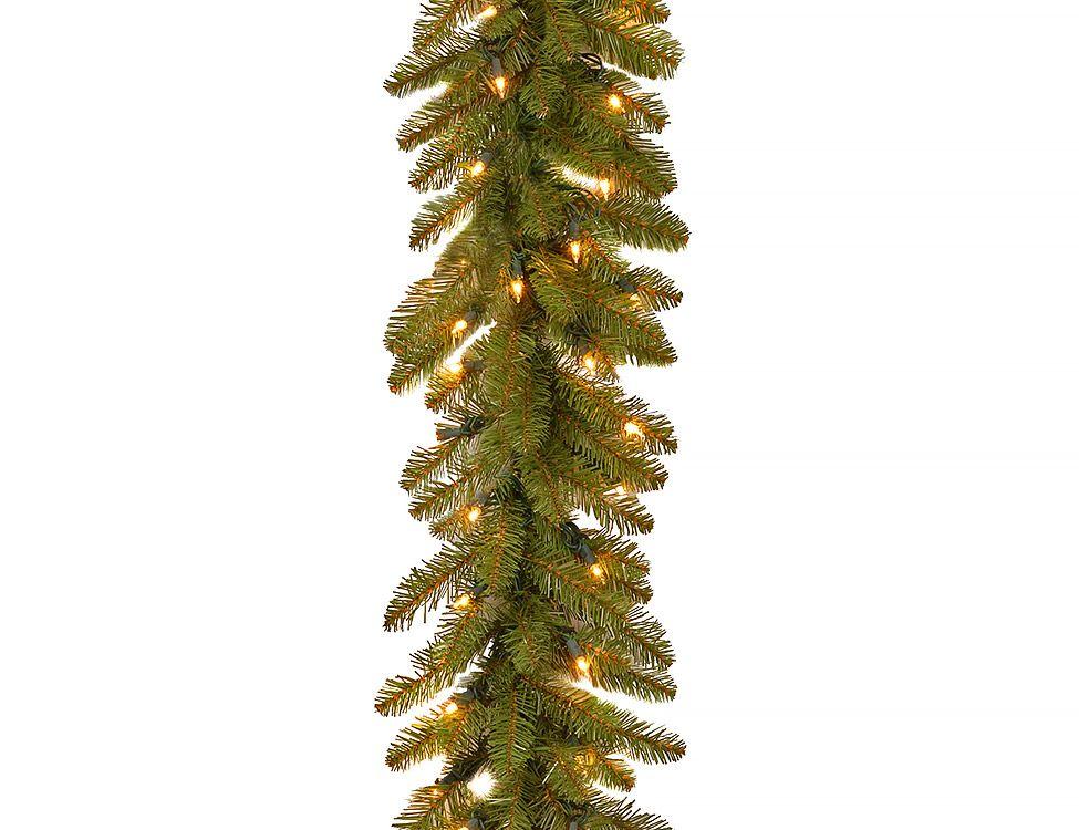 Гирлянда новогодняя National Tree Co Данхил 31DU9ABL274