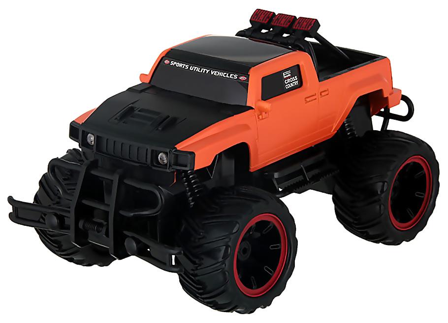 Радиоуправляемая машина Pilotage Внедорожник Off-Road Race Truck оранжевый 1:16 RC47156