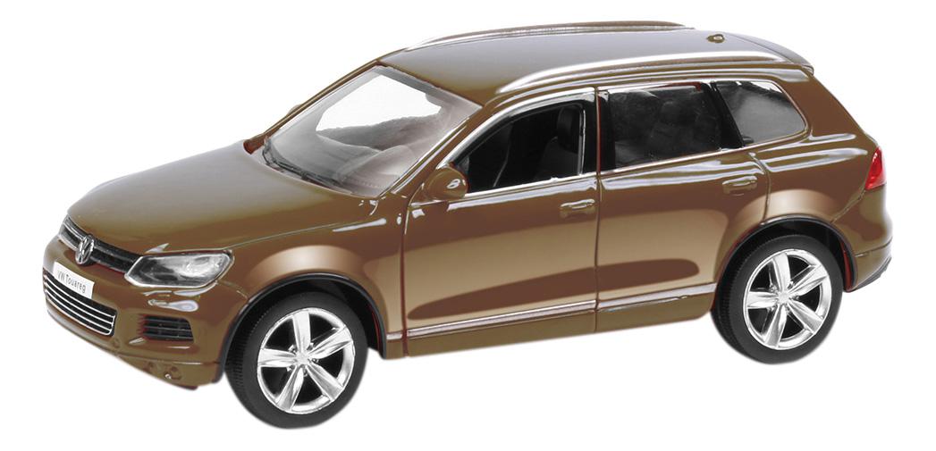 Коллекционная модель Volkswagen Touareg II RMZ City 344022 1:64
