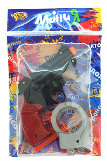 Купить Полиция, Игровой набор мини мания полиция Yako M6089, Yako Toys, Детские наборы полицейского