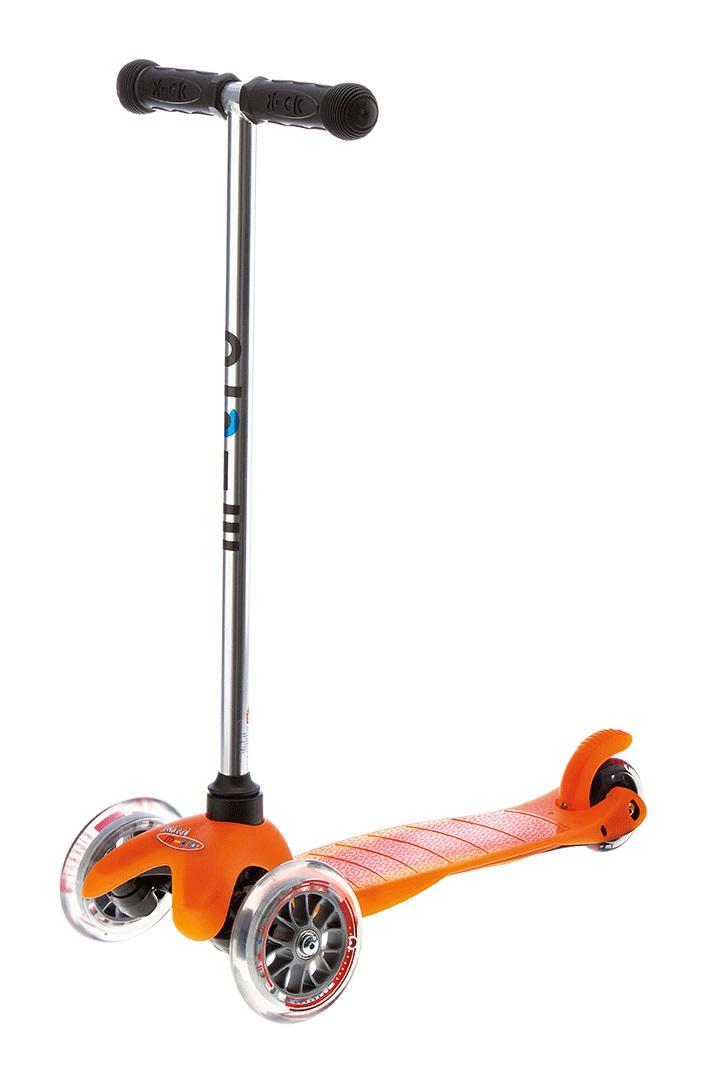 Самокат трехколесный Micro Mini Orange (ММ0005)