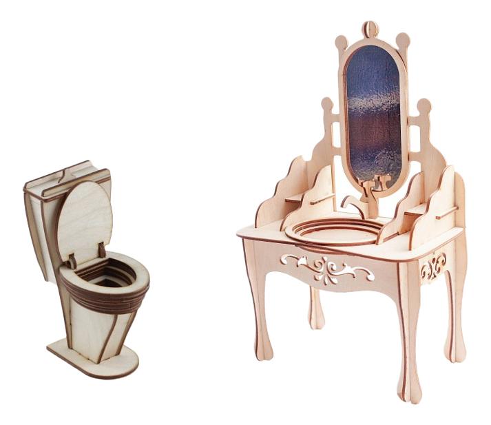 Туалетная комната для домика Большой слон