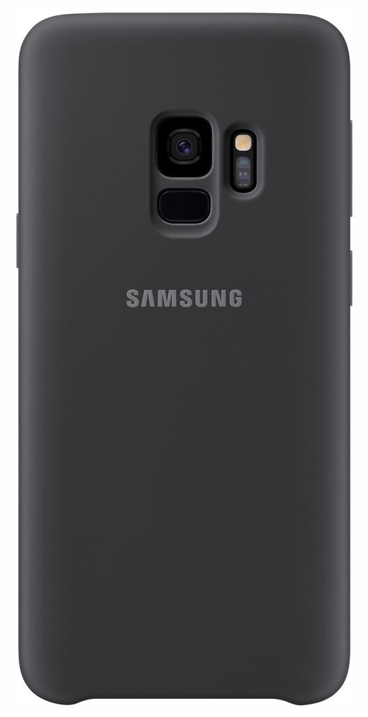 Накладка Samsung Silicone Cover Black