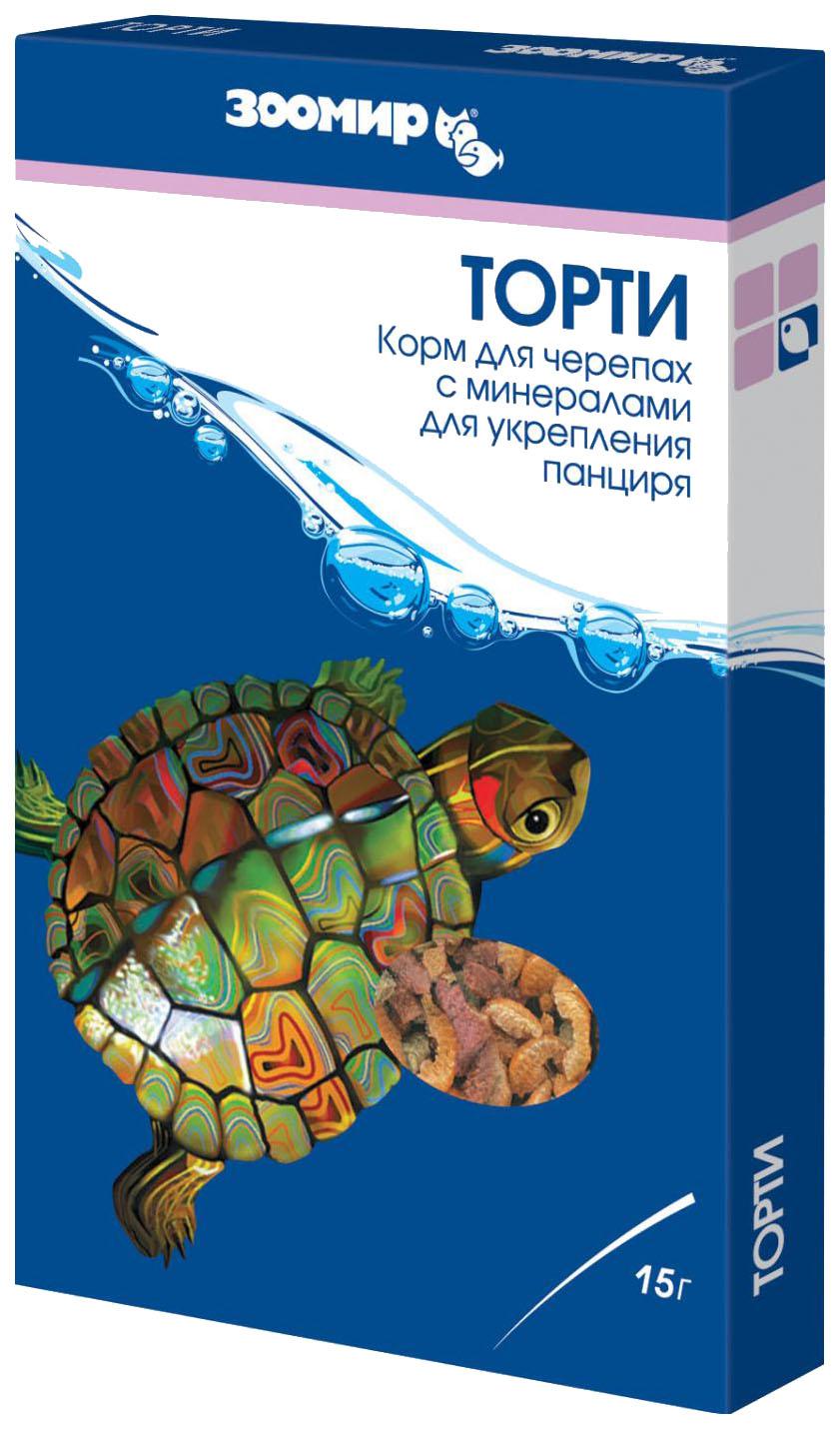 Корм для рептилий Зоомир , 0.015кг