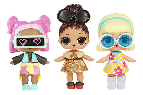Купить Кукла-сюрприз L.O.L. Конфетти в шарике, LOL Surprise, Куклы LOL