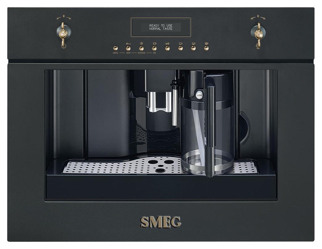 Встраиваемая кофемашина Smeg Coloniale CMS8451A