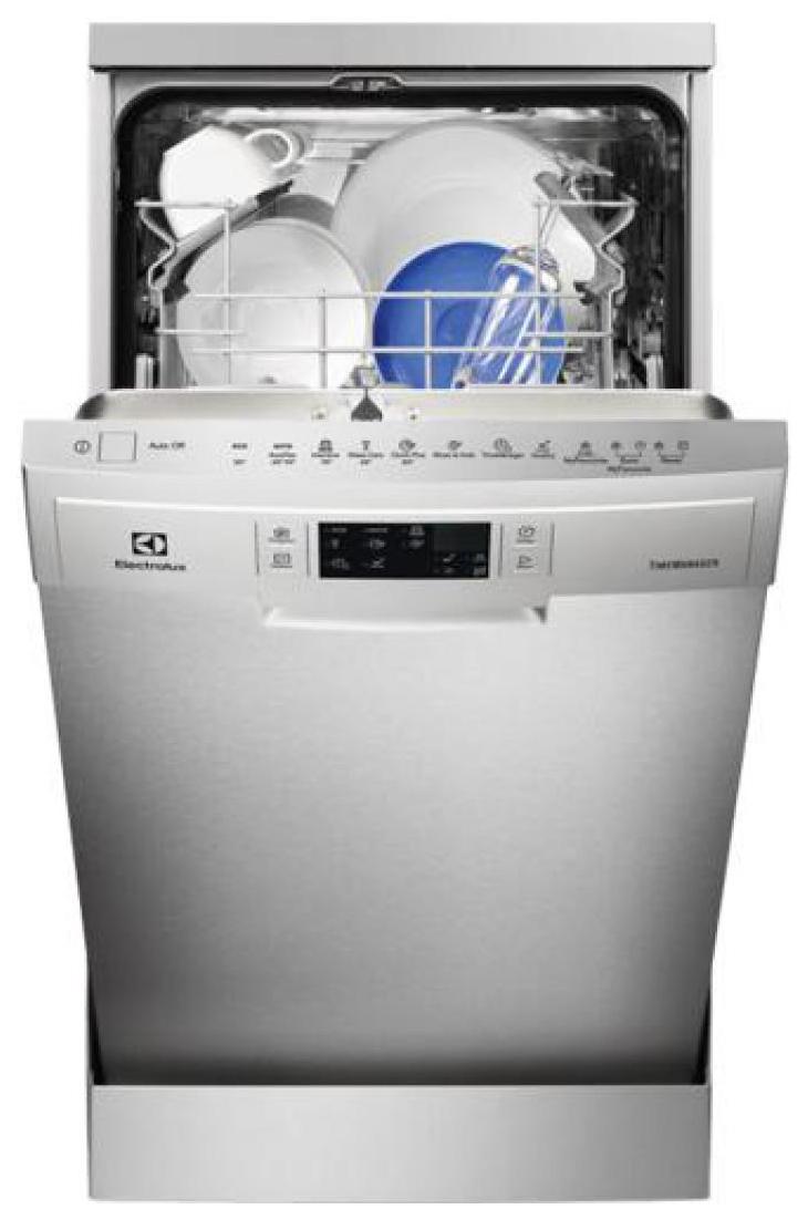 Посудомоечная машина 45 см Electrolux ESF9452LOX silver
