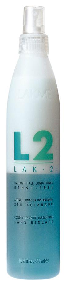 Спрей для волос Lakme Lak-2 Для экспресс-ухода за волосами 300 мл Для экспресс-ухода за волосами по цене 1 153