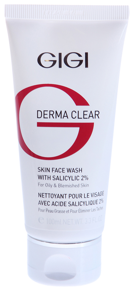 Мусс для лица GIGI Derma Clear Skin