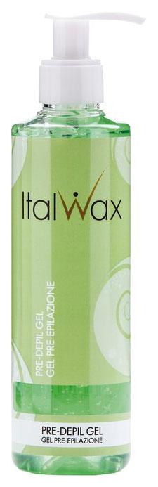 Купить Гель для подготовки кожи к депиляции Italwax White Line Natura 250 мл