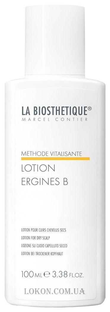 Купить Лосьон для волос La Biosthetique Methode Vitalisante Ergines B 100 мл