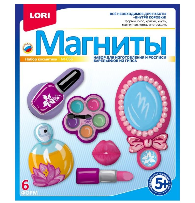 Купить Фигурки на магнитах Набор косметики, Lori, Развивающие игрушки