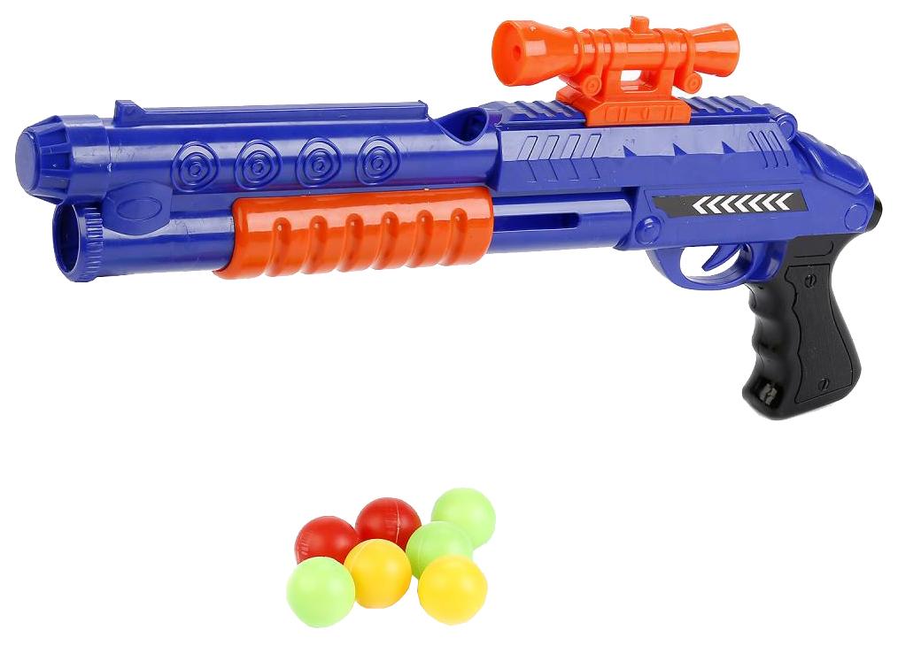 Набор игрушечного оружия ИГРАЕМ ВМЕСТЕ с шариками
