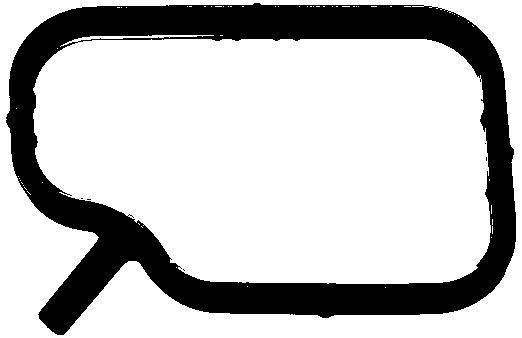 Прокладка фланца системы охлаждения Elring 249690