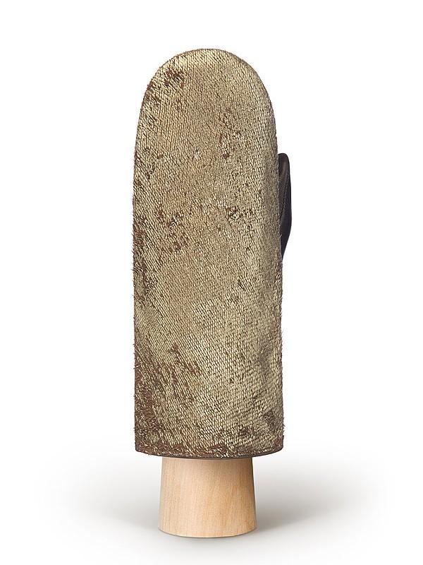 Варежки женские Eleganzza IS09805 коричневые 7