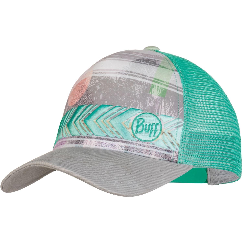 Кепка Buff Trucker Cap светло зеленая