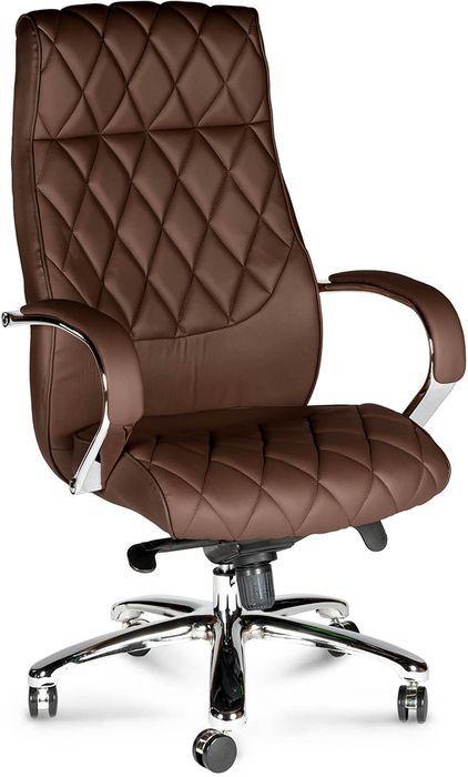 Офисное кресло Бонд H-2029-322 коричневый