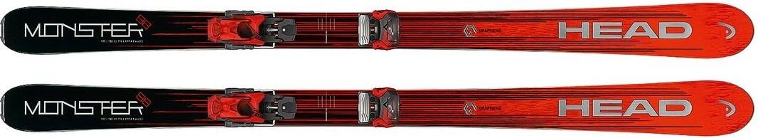 Горные лыжи Head Monster 88 Ti