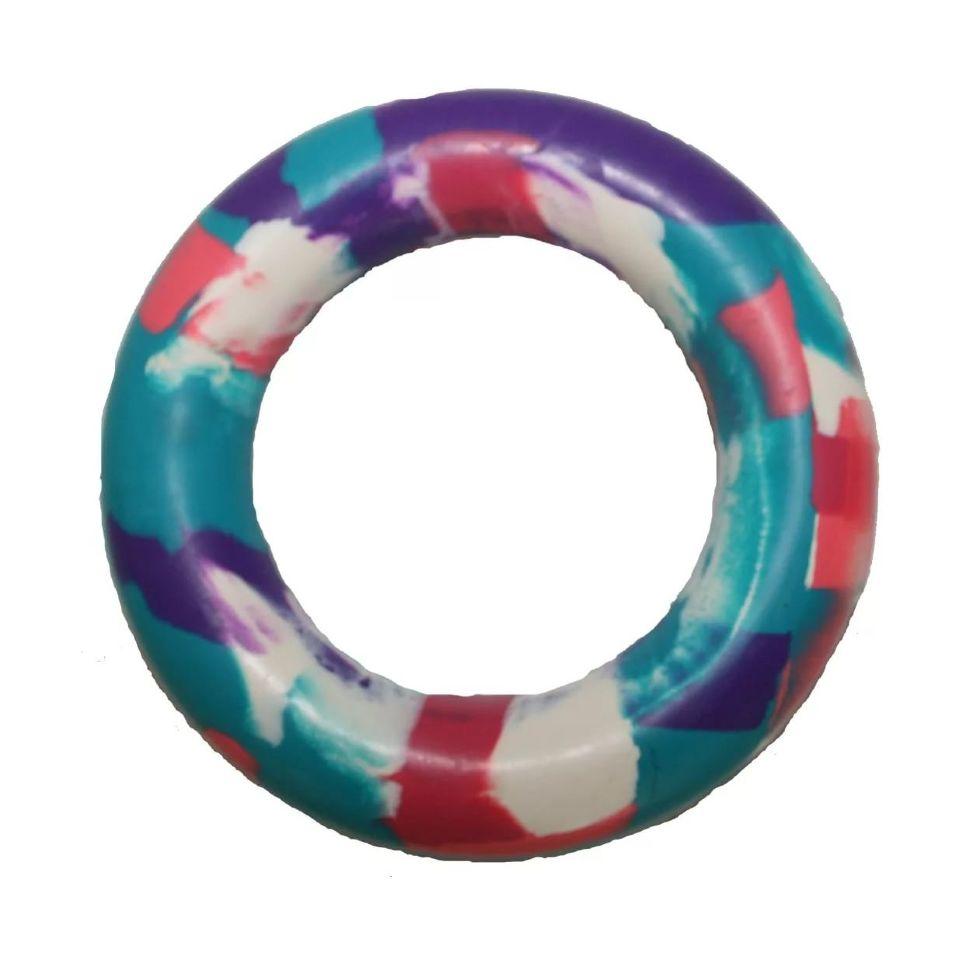 Жевательная игрушка для собак DEZZIE Акварель, разноцветный,