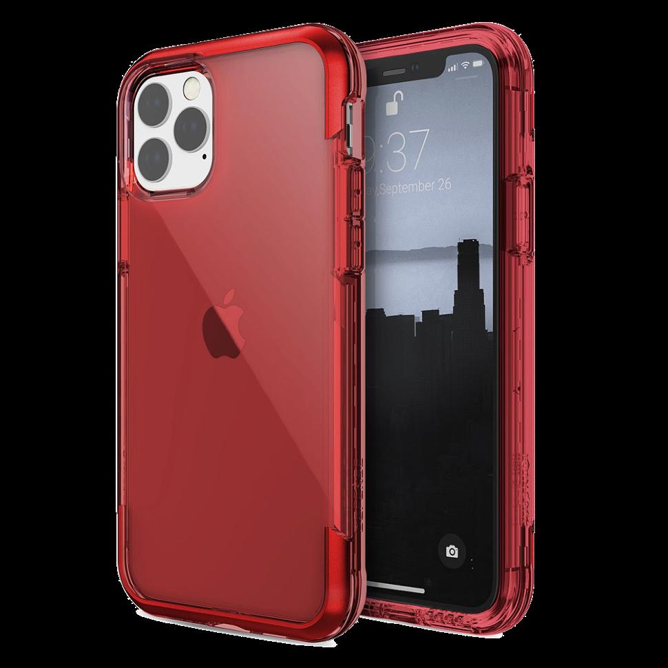 Чехол X-Doria Defense Air для Apple iPhone 11 Pro Red