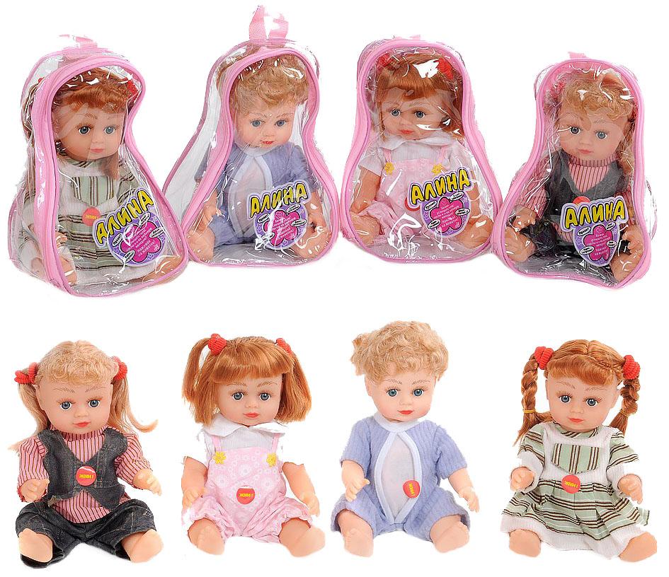 Купить Интерактивная кукла Play Smart Алина в ассортименте, PLAYSMART, Интерактивные куклы