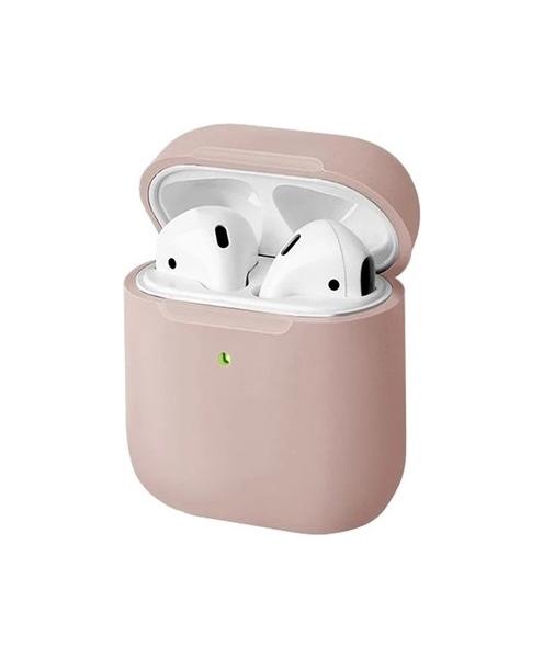 Uniq LINO Liquid Silicone Pink для зарядного
