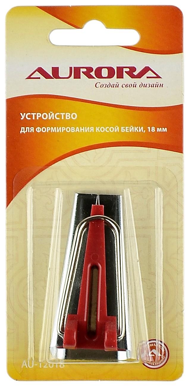 Устройство для формирования косой бейки AU 12018