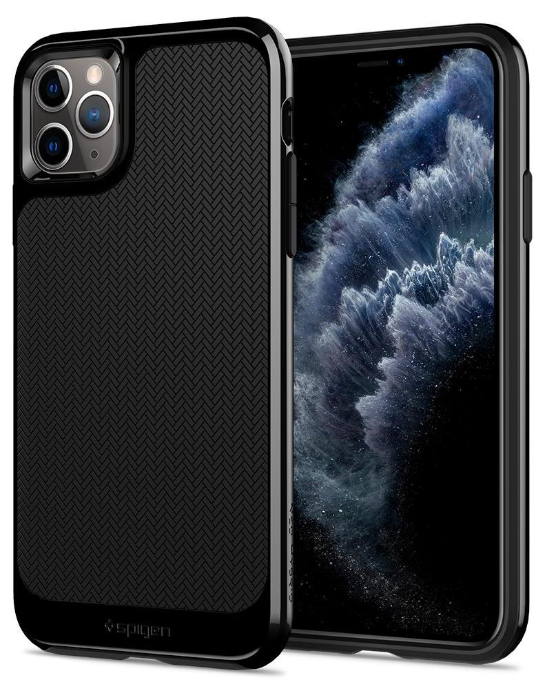 Чехол Spigen Neo Hybrid 075CS27146 для iPhone 11 Pro Max Jet Black