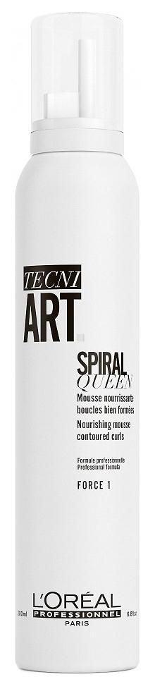 Мусс для волос L'Oreal Professionnel Tecni Art Spiral