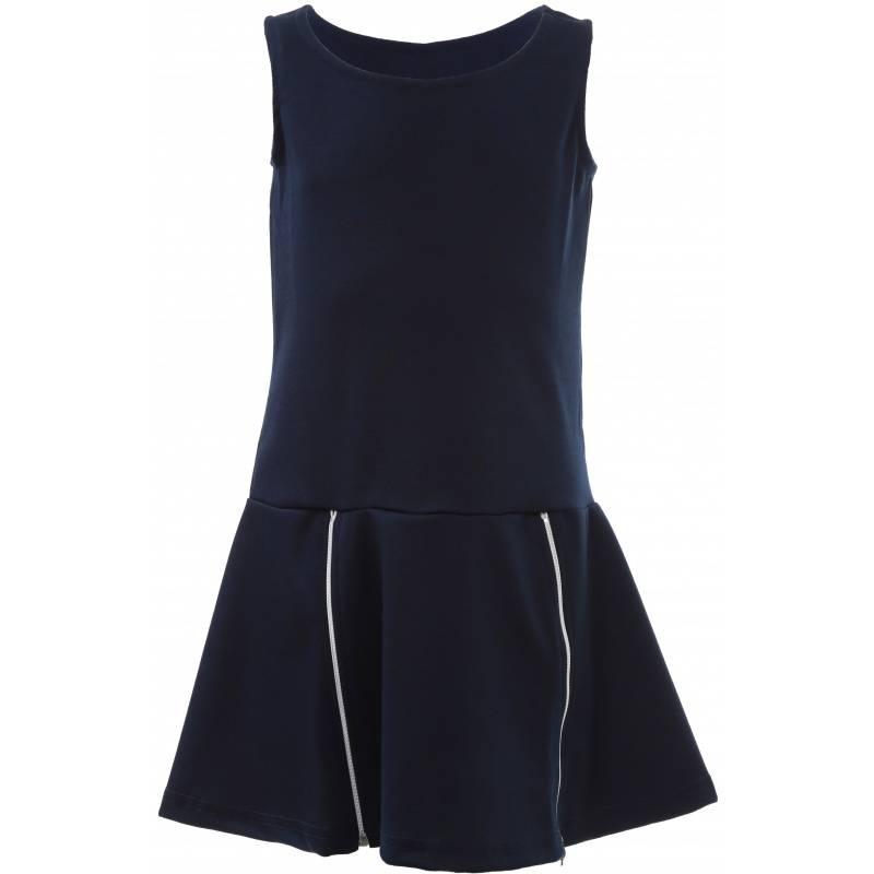 Купить Сарафан S'COOL!, цв. темно-синий, 128 р-р, S'Cool, Детские платья и сарафаны