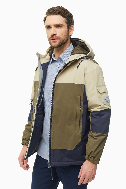 Куртка мужская Pepe Jeans PM402181.586 разноцветная S
