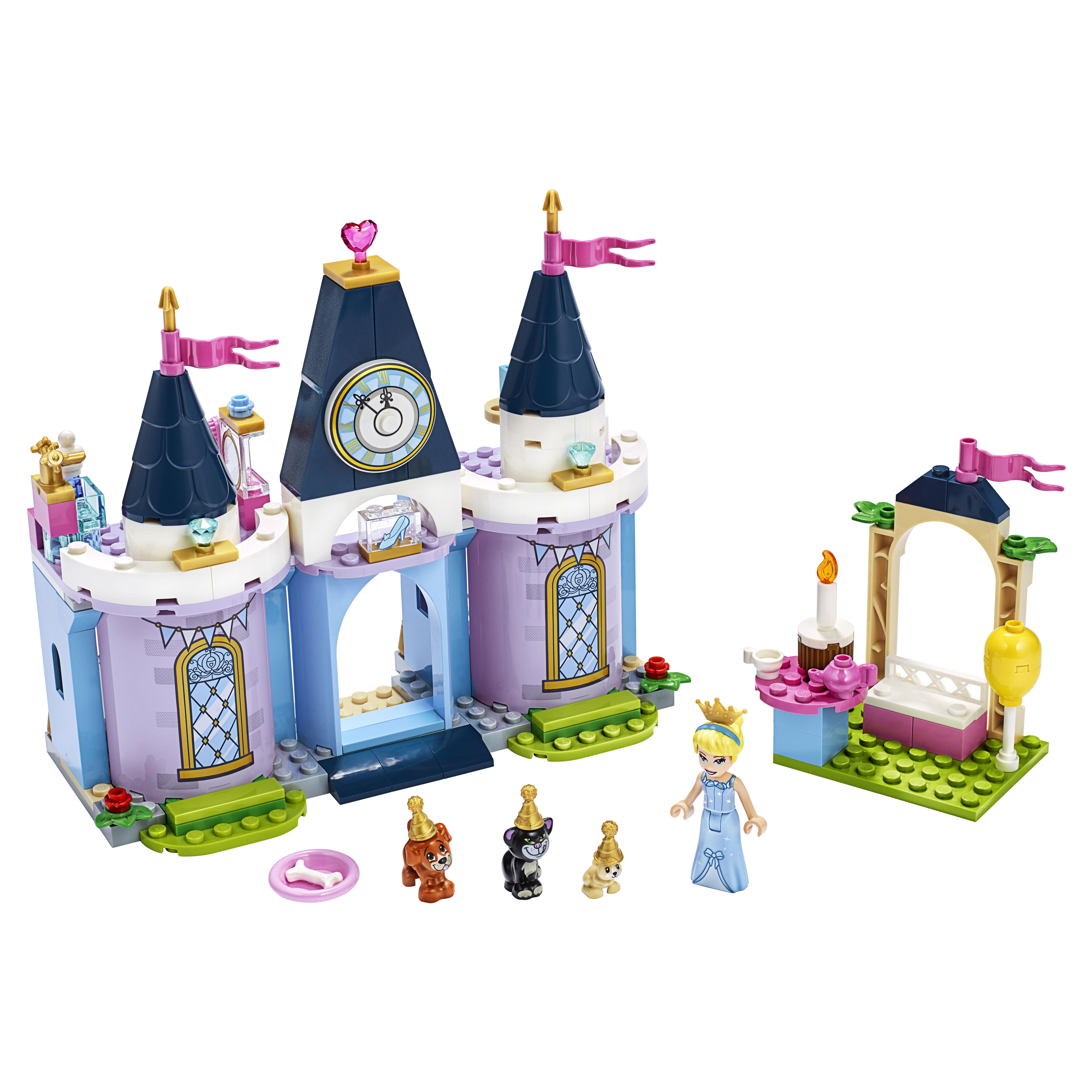 Конструктор LEGO Disney Princess 43178 Праздник в замке Золушки фото