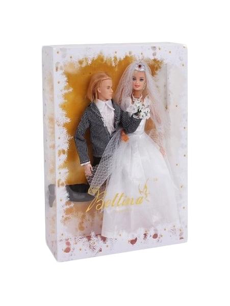 Купить Куклы Жених и Невеста , арт. ZY304598, NoBrand, Классические куклы