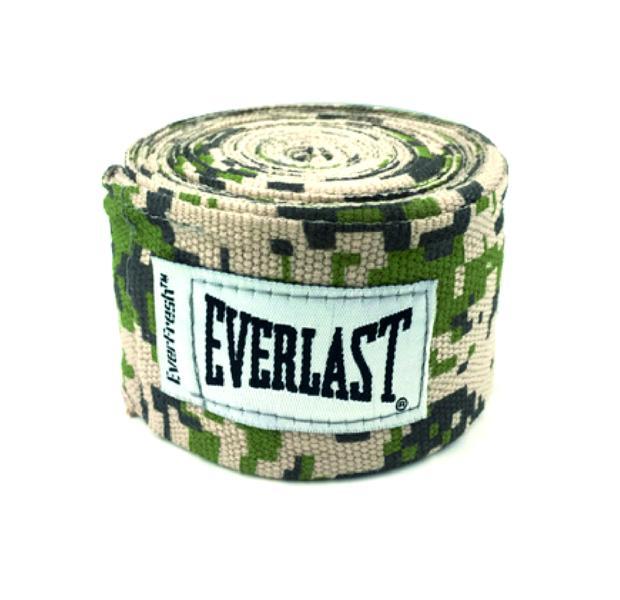 Бинты боксерские Everlast Elastic 2.5 м, нейлон