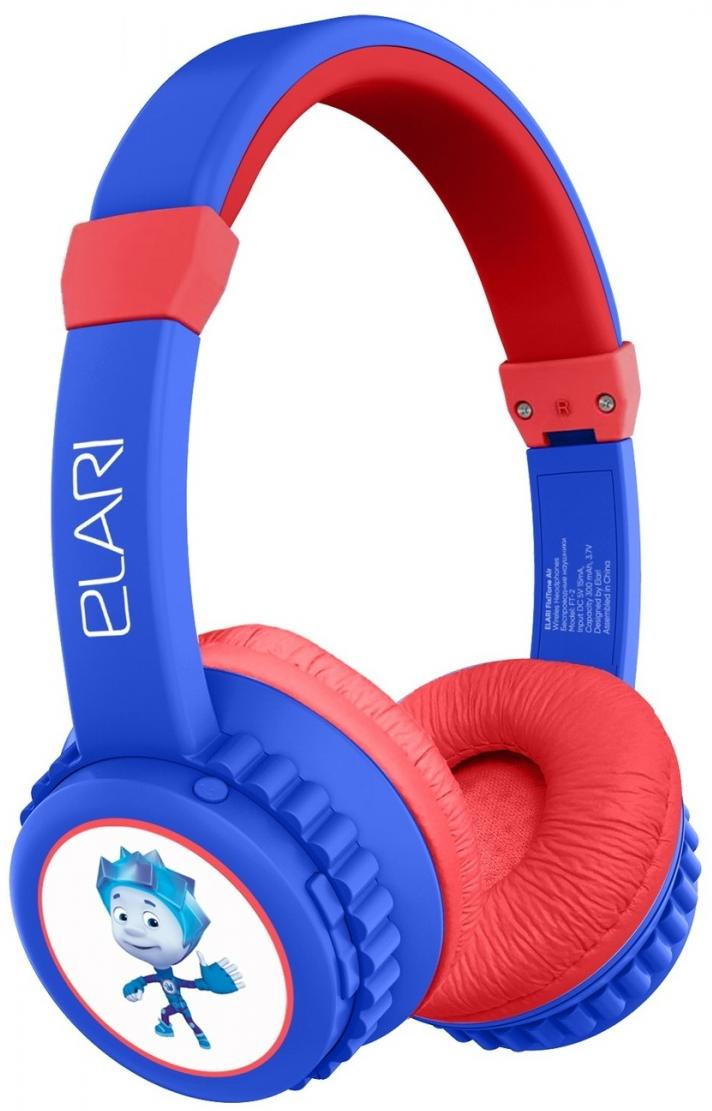 Беспроводные наушники Elari FixiTone Air Blue фото