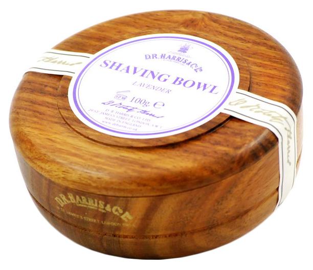 Мыло для бритья D.R. Harris Lavender из палисандра