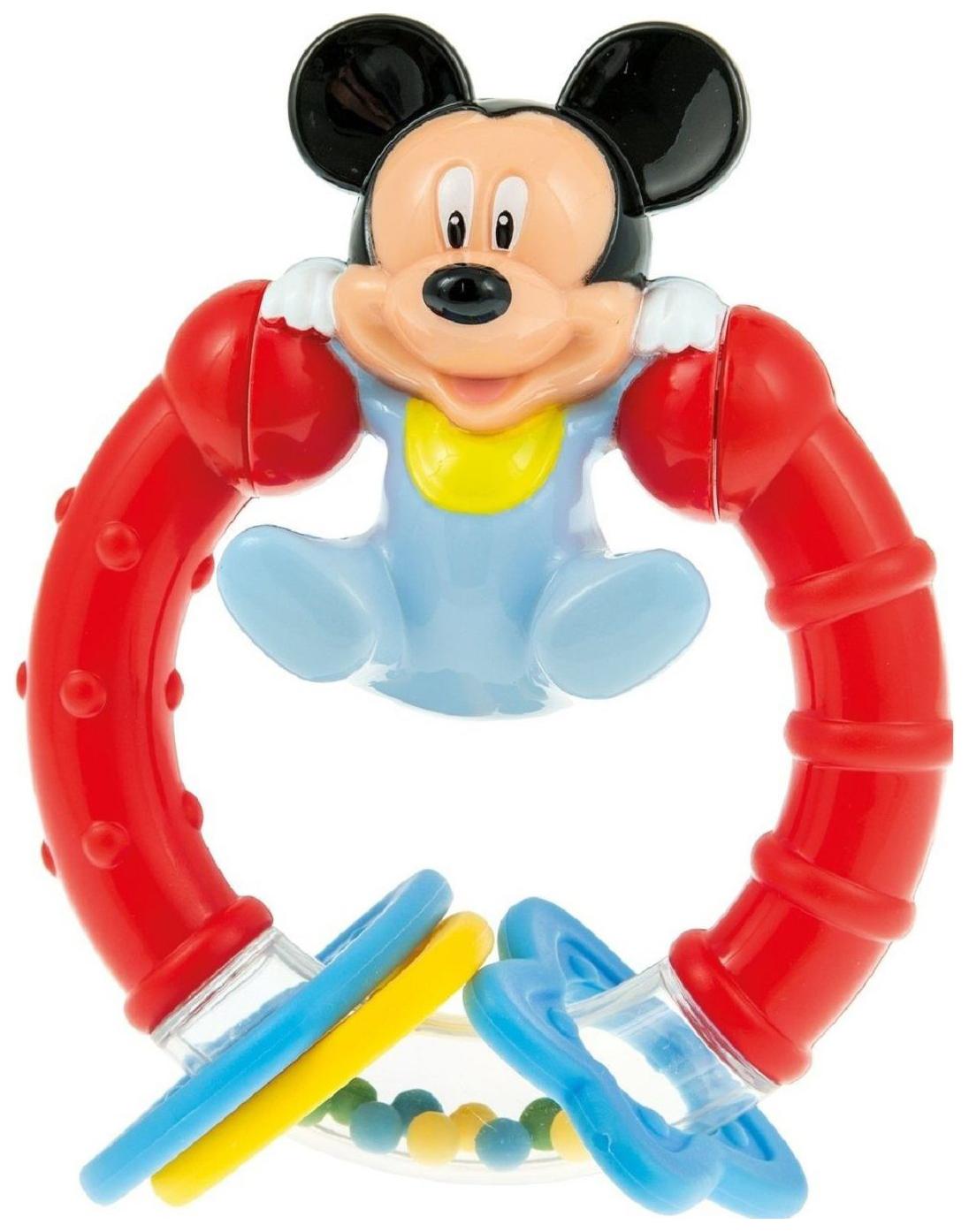 Купить Развивающая игрушка Мой милый Микки , Clementoni, Погремушки