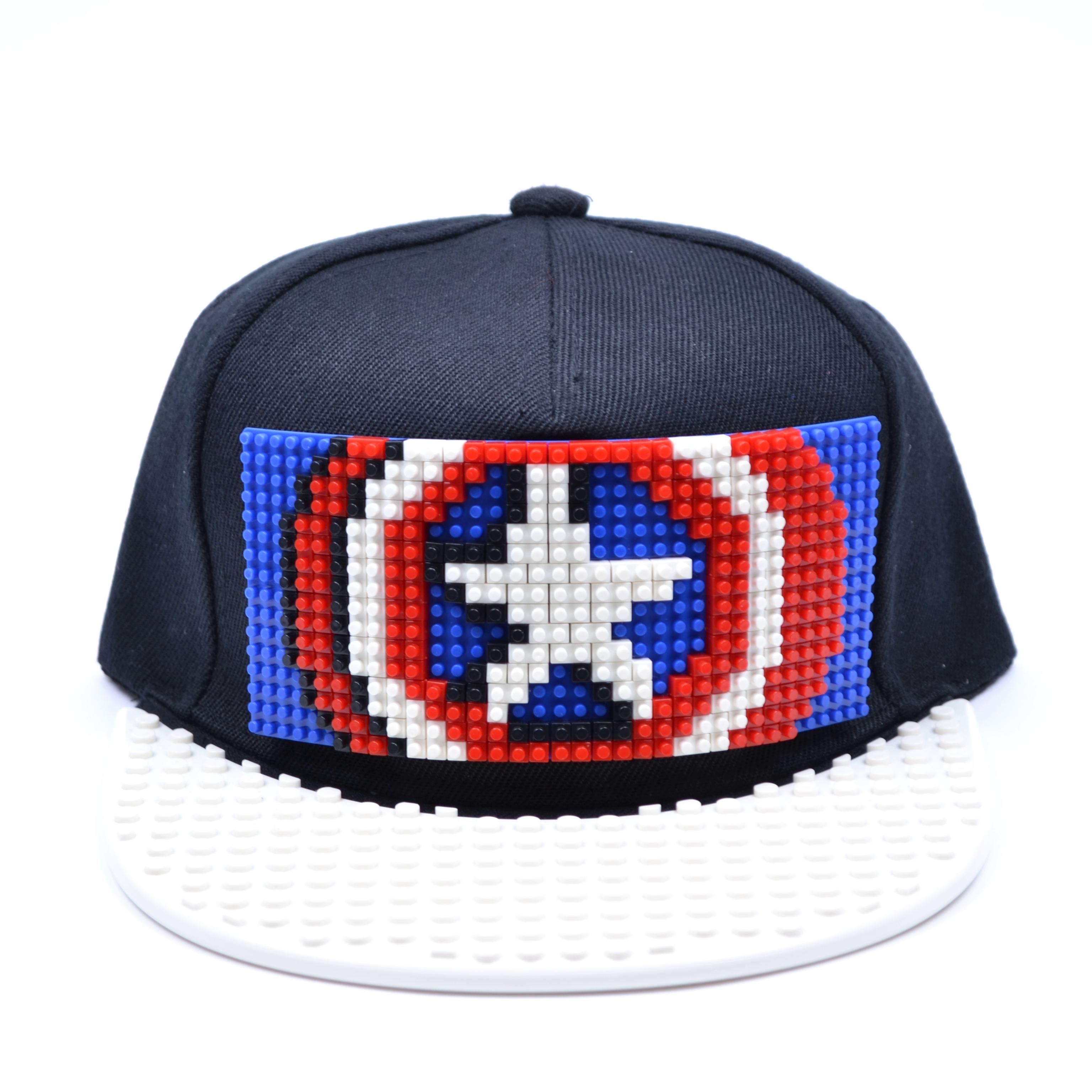 Купить Кепка Kepkastroy Капитан Америка, Детские кепки