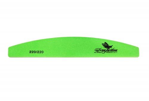 Пилка для натуральных ногтей Dona Jerdona 220/220