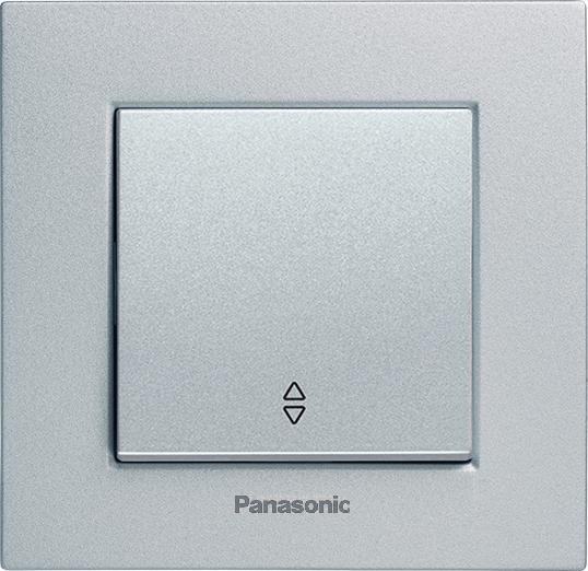 Выключатель Panasonic Karre Plus WKTT0003-2SL-RES