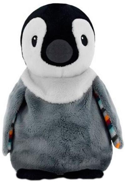 Купить Плюшевая игрушка-комфортер Zazu Пингвиненок Пип (ZA-PIP-01),