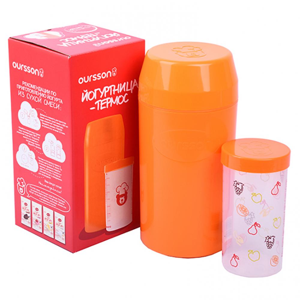 Йогуртница Oursson FE55050/OR Orange