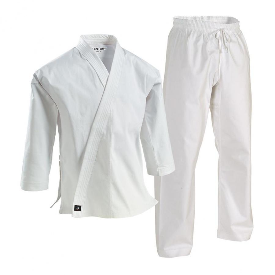 Кимоно Century белое, L, 180 189 см