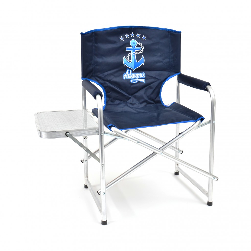 Кресло НПО Кедр Адмирал AKAS-02 синее