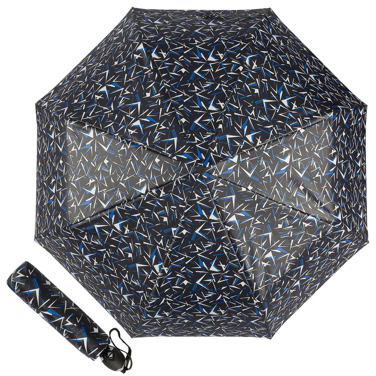Зонт складной женский Baldinini 48-OC Abstract