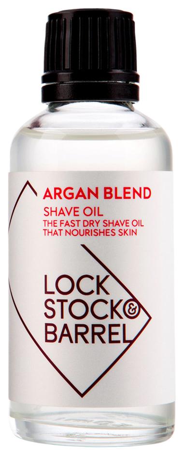 Масло для бороды Lock Stock and Barrel Argan