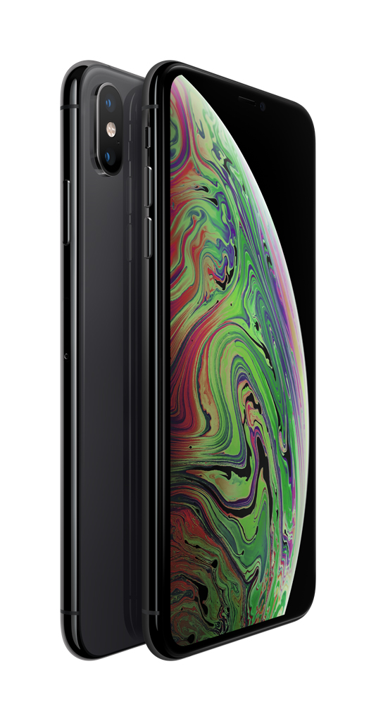 Смартфон Apple iPhone XS Max 256GB Space Grey (MT532RU/A)  - купить со скидкой